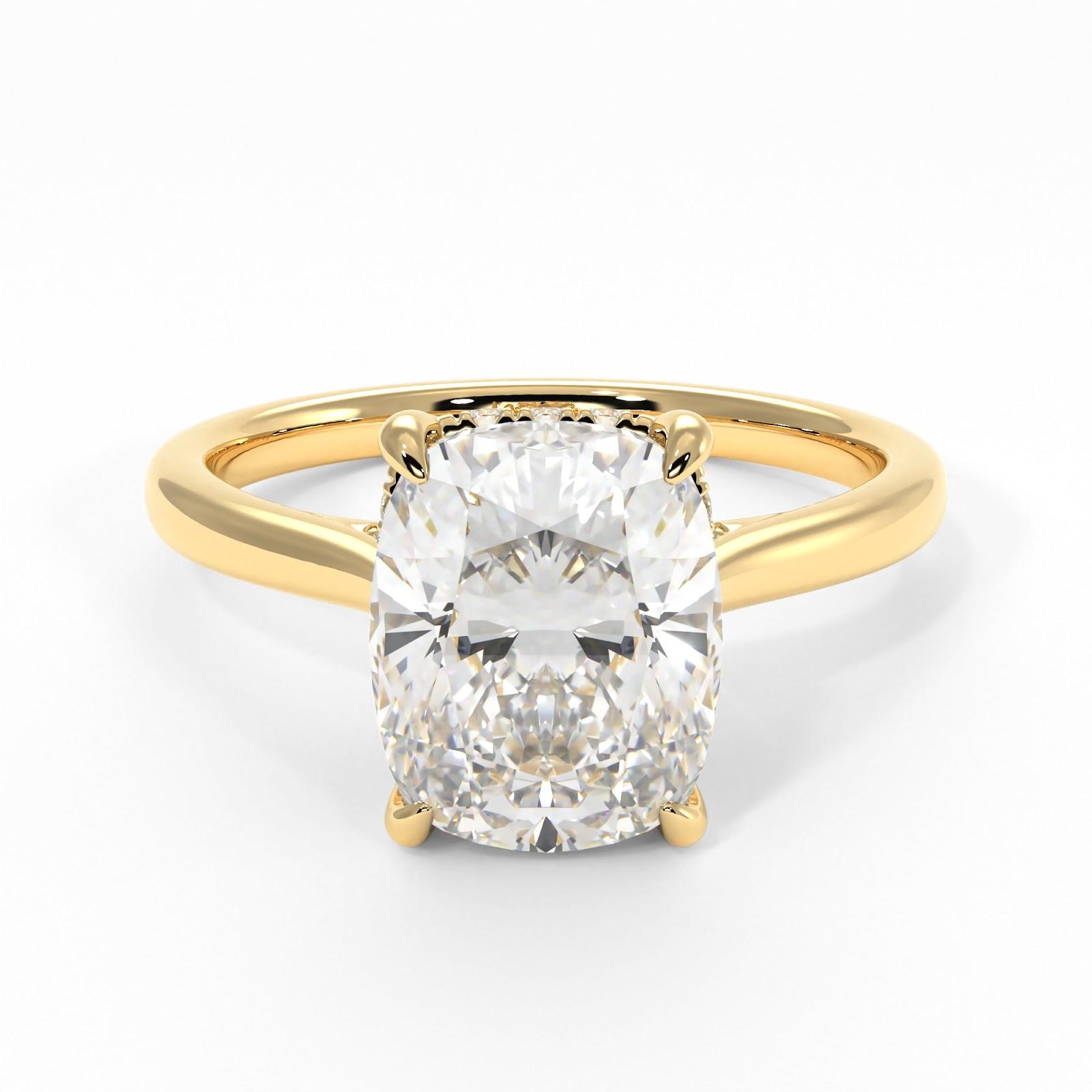 gorgeous moissanite rings