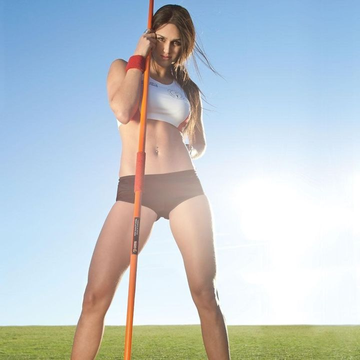 Leryn Franco (Javelin Throw)