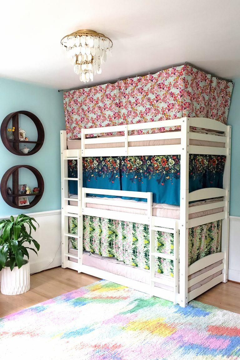 5 Tips To Make Bunk Beds Look Nice And Cute With Pictures Steps