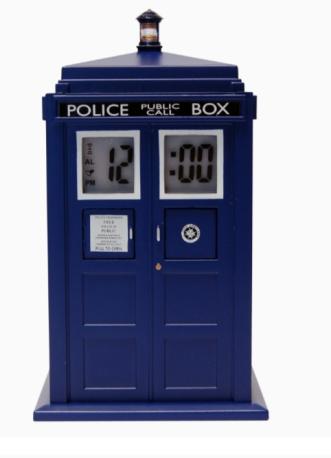 projection alarm clock