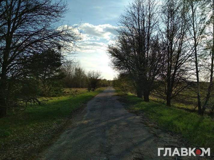 Локації Чорнобильського біосферного заповідника