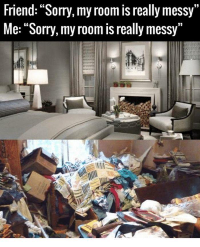 friends-cleaning-meme