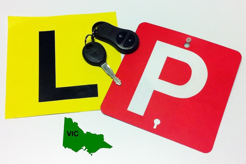 L and P plate guide – Victoria - www.carsales.com.au