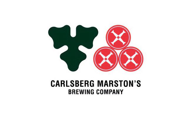 Carlsberg Marston's logo