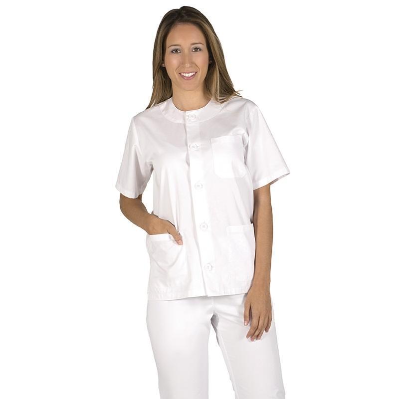 Casaca sanitaria para uniformes de enfermería