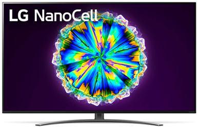 LG 55NANO86TNA 4K Ultra HD NanoCell Smart TV Under 100000