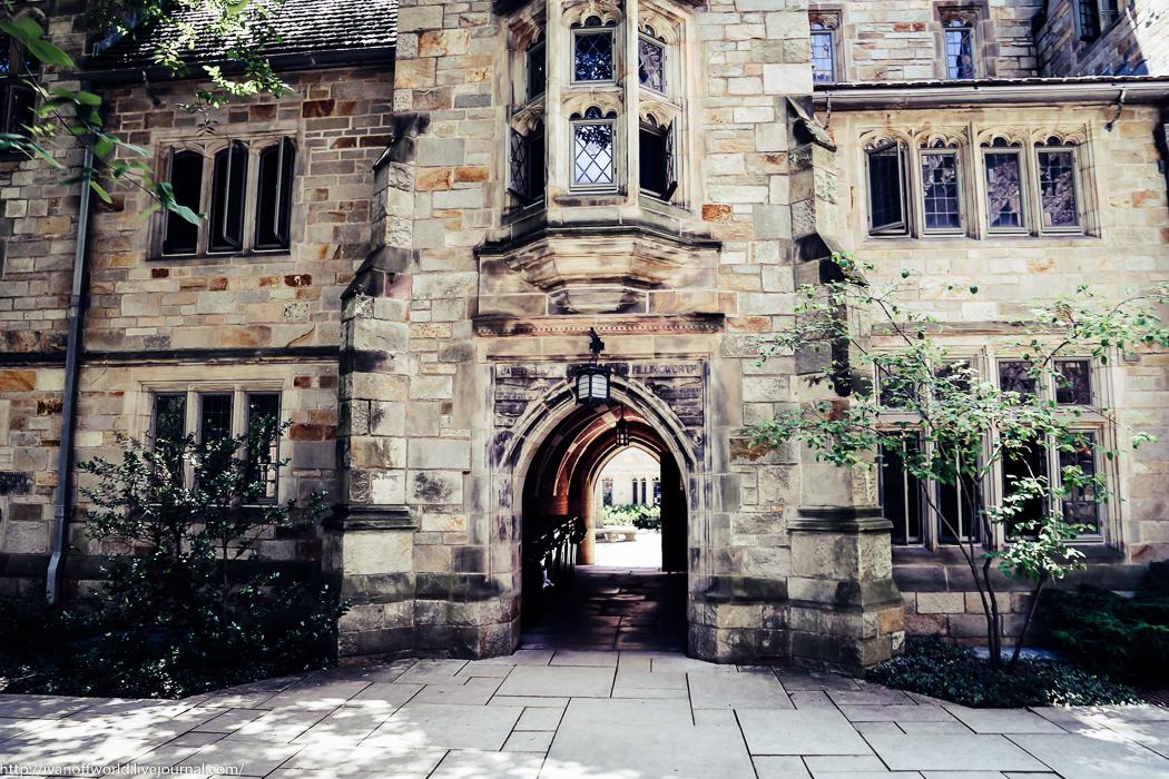 Конфуз в Йельском университете или тайны Йельского двора IMG_5969.jpg