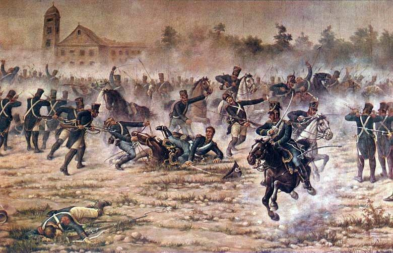 Combate de San Lorenzo - Wikipedia, la enciclopedia libre