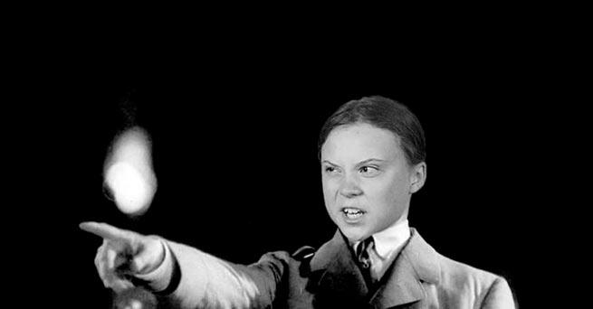 Грета Тунберг объявила войну Европе