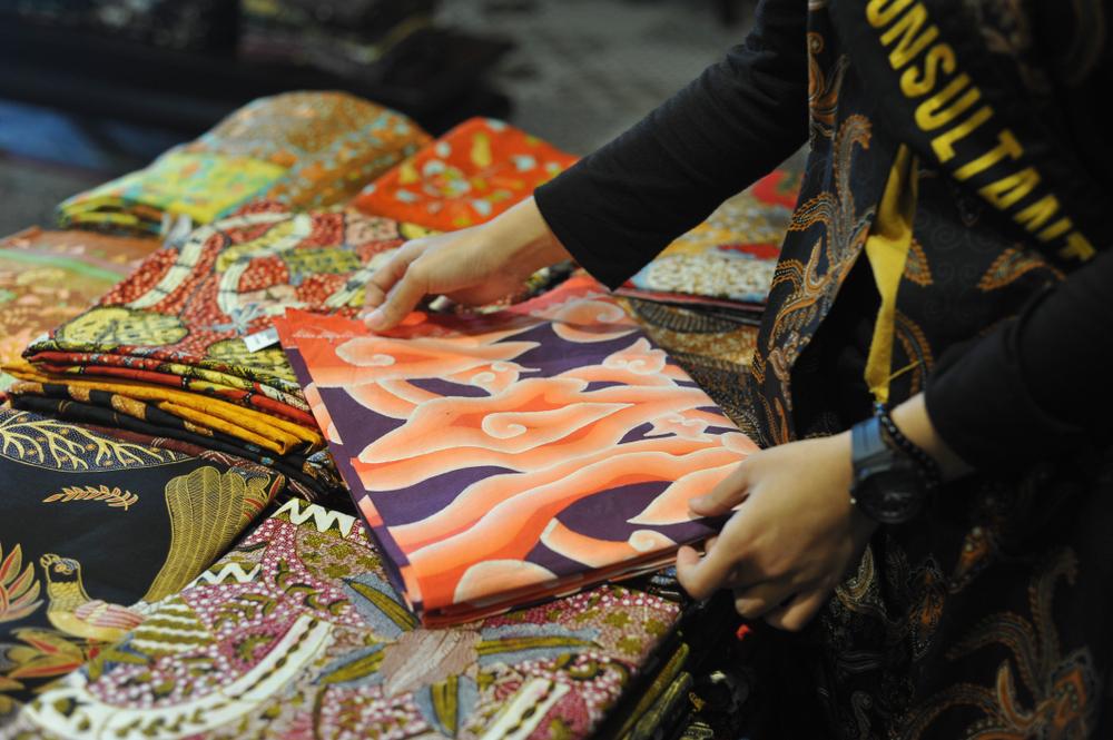 Pasar Batik Trusmi, Cirebon