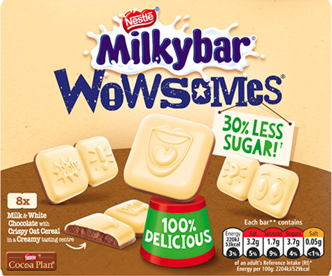 milkybar wowsomes food trend predictions for 2021