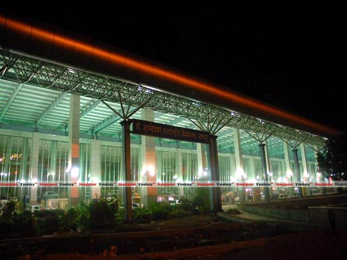 nagpur-international-airport Nagpur is famous for
