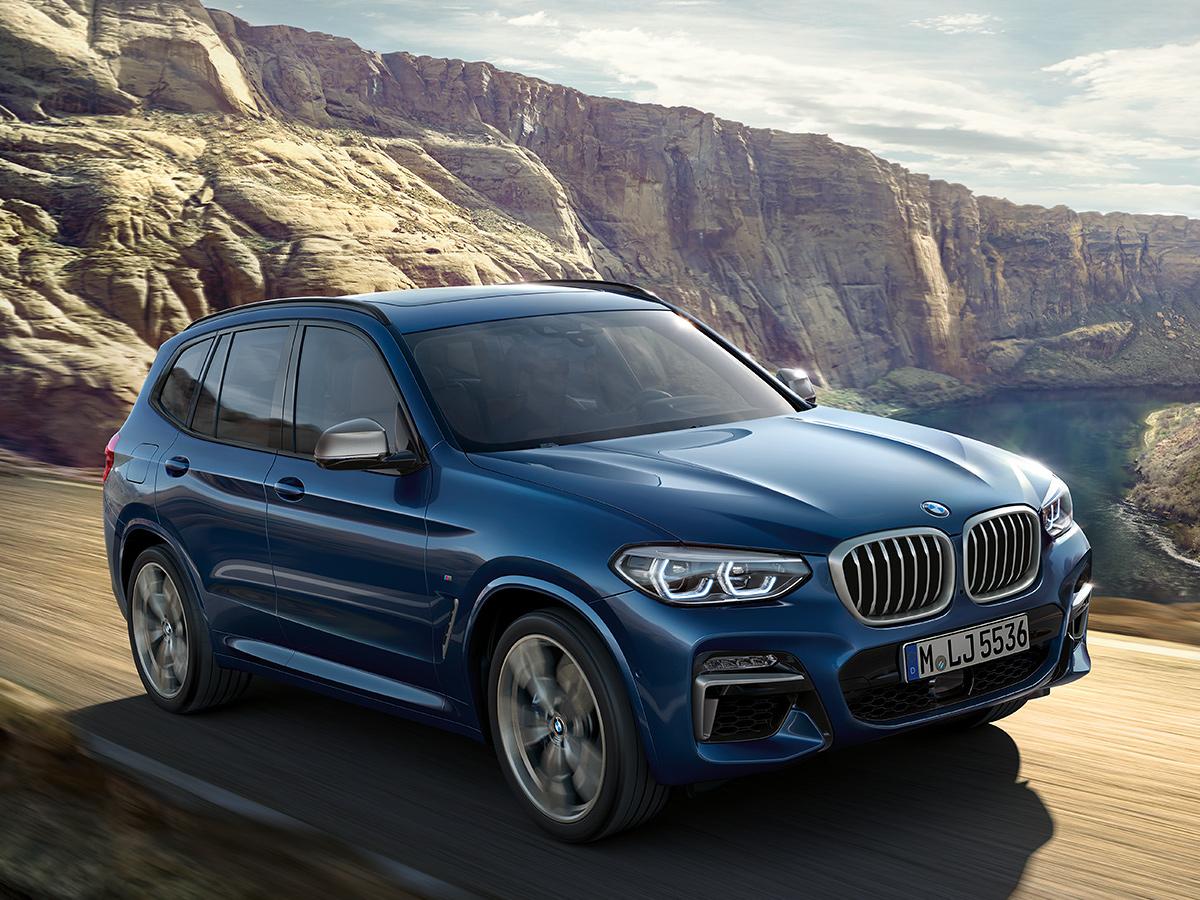 ราคา, ตารางผ่อน BMW X3 2019