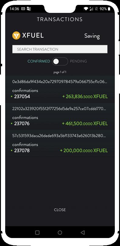 XCITE Mobile App Release V1.0.0