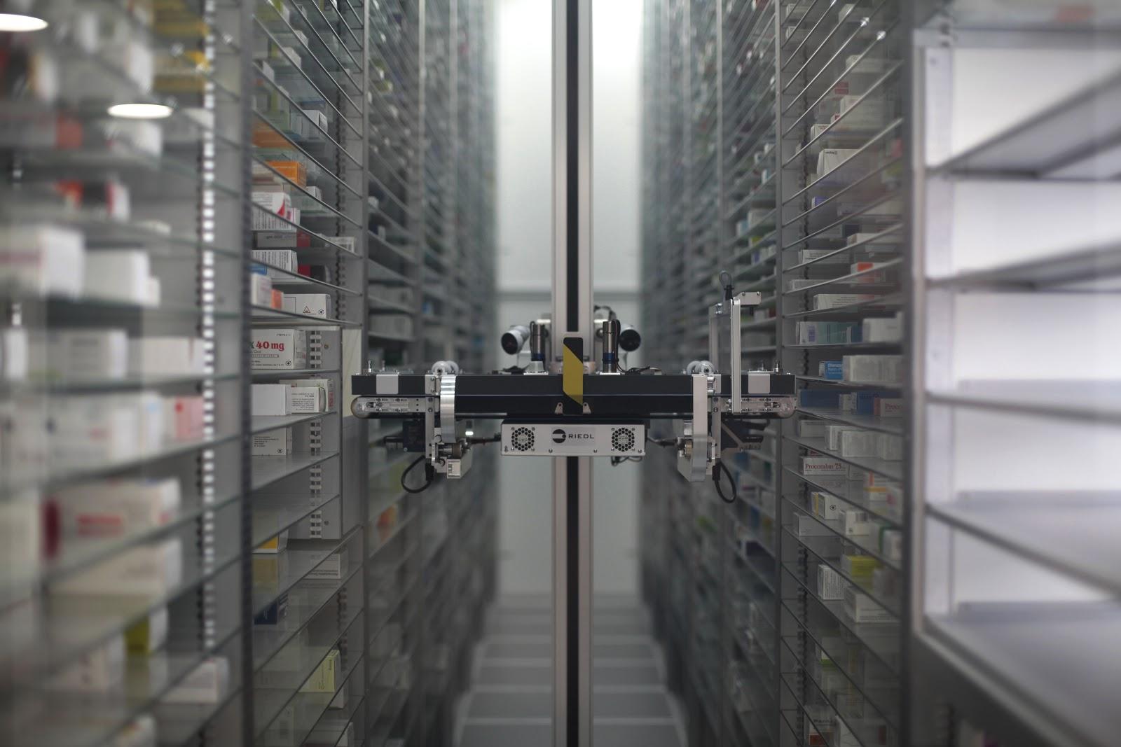 Automatización y Robótica para farmacia: Cuál es la mejor elección.