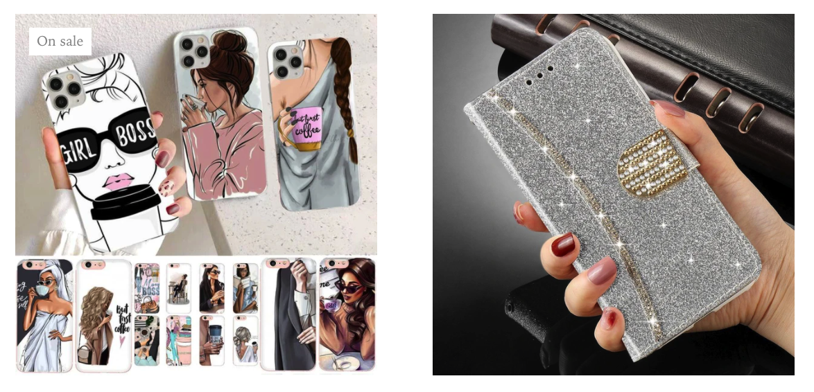 Daluxry Phone Case | Fashion Brands Featured on Afluencer