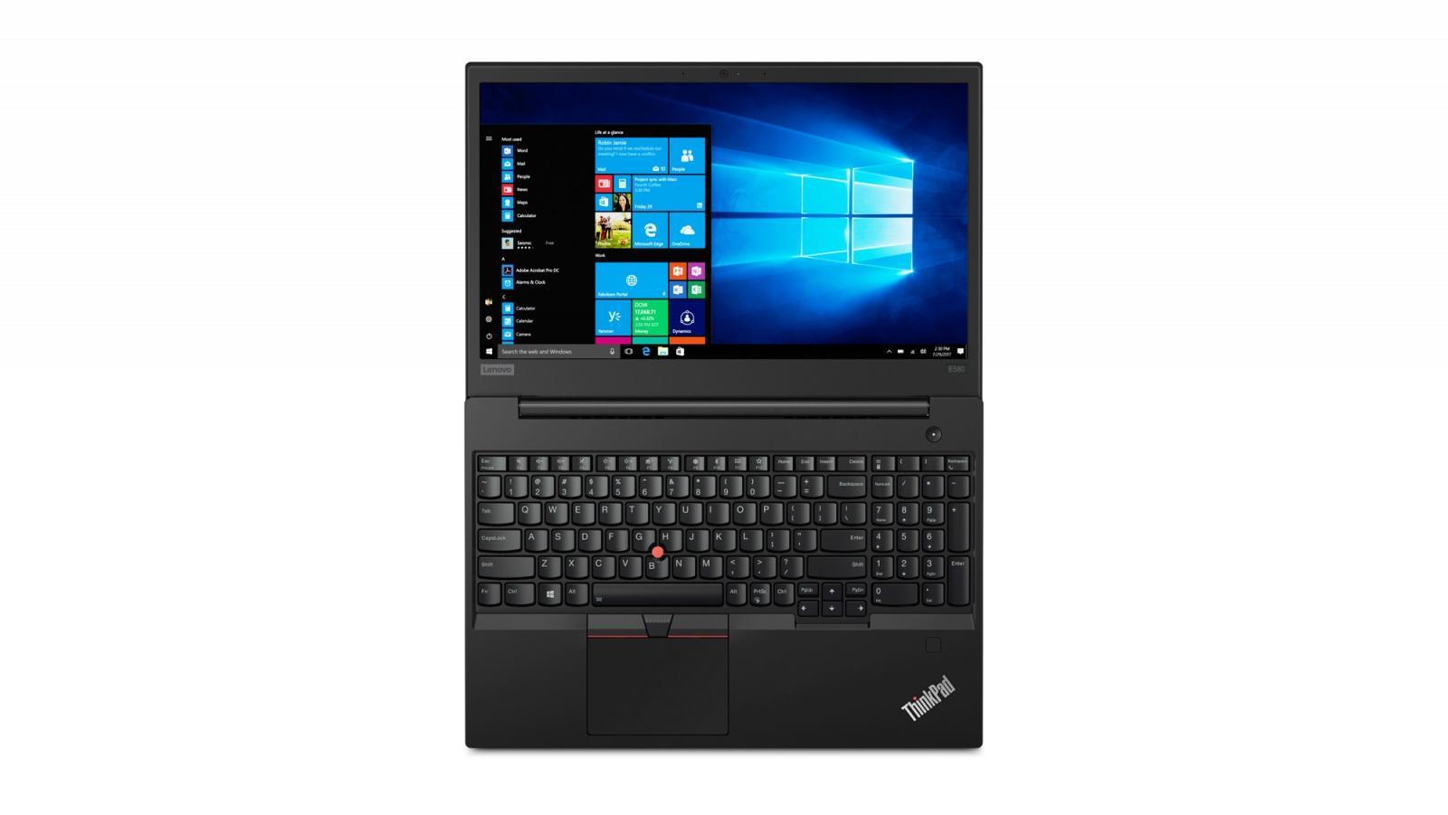 Фото2  Ноутбук ThinkPad E580 (20KS005ART)