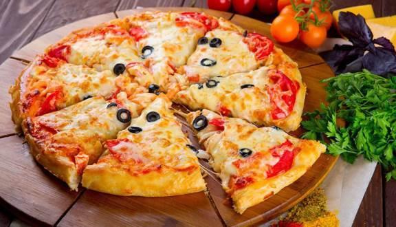 Kết quả hình ảnh cho pizza