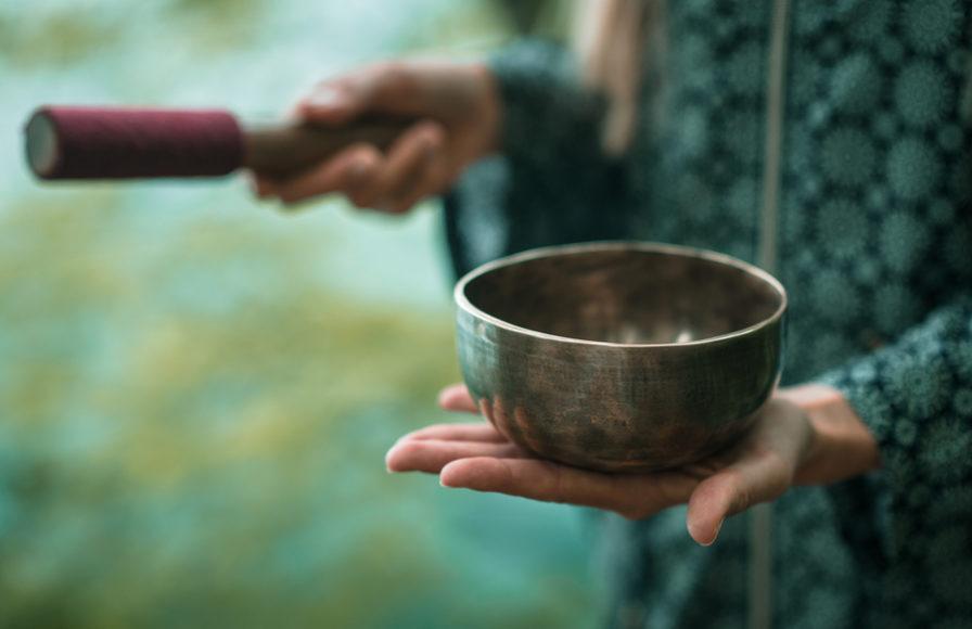 kadila tibetanske posode sproščanje in meditacija