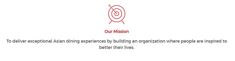 Panda Express Mission Statement