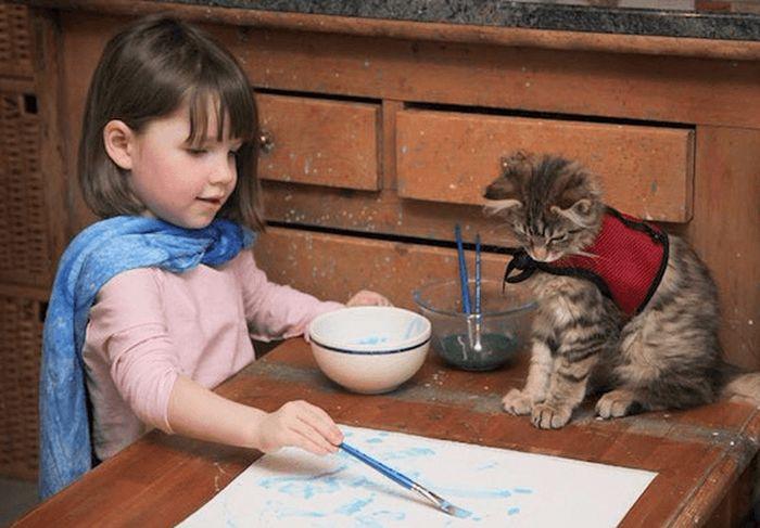 Истории дружбы человека и животного, покорившие весь мир)