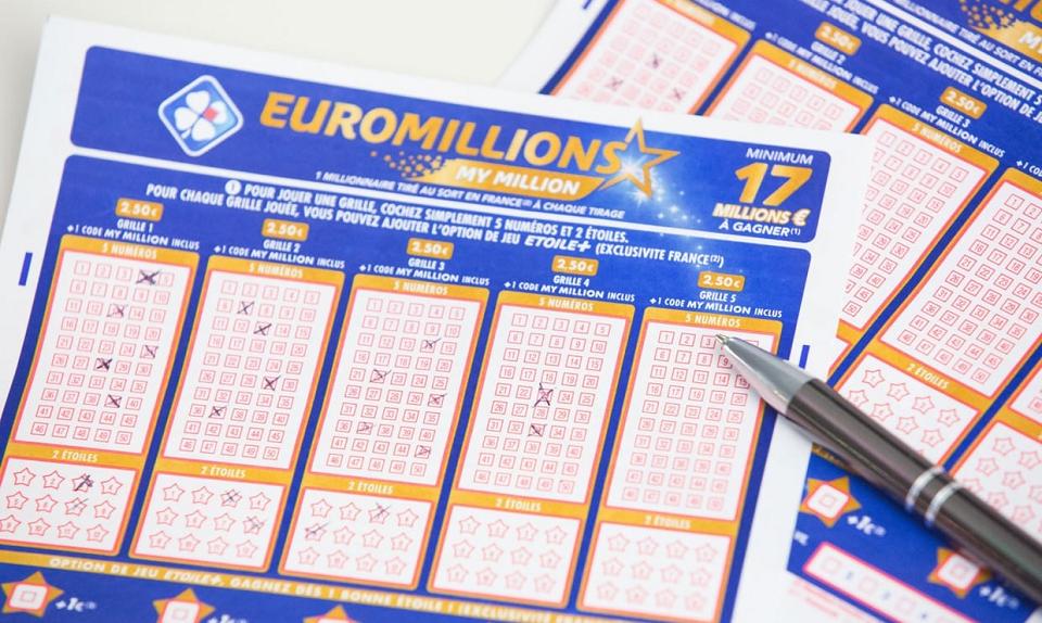 Kết quả Xổ số Spain - Euromillions