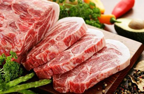 Thịt đông lạnh dần được thay thế trong bữa cơm gia đình