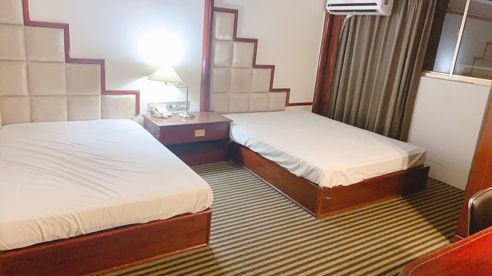 防疫旅館小幫手-台中市防疫旅館豪華4人房型
