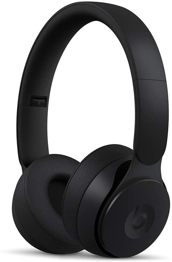 9: Beats Solo Pro Wireless Noise Cancelling On-Ear Headphones - Black (Renewed)