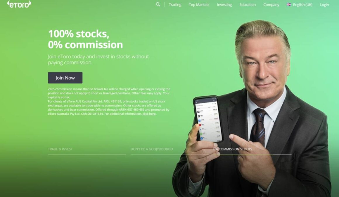 eToro - Binary Options Trading -Tosinajy