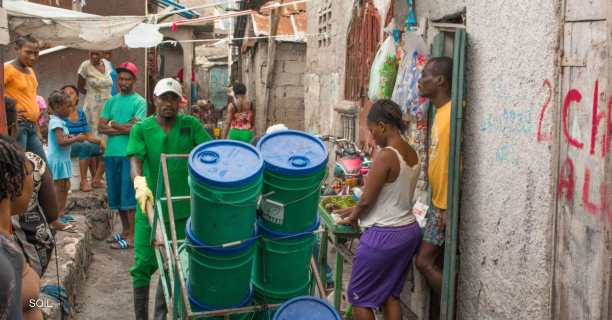Opinion: How can we crack the financing nut for urban sanitation?