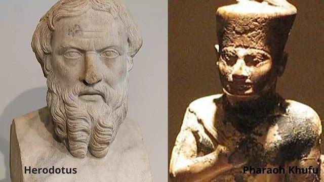 Herodotus and Pharaoh Khufu