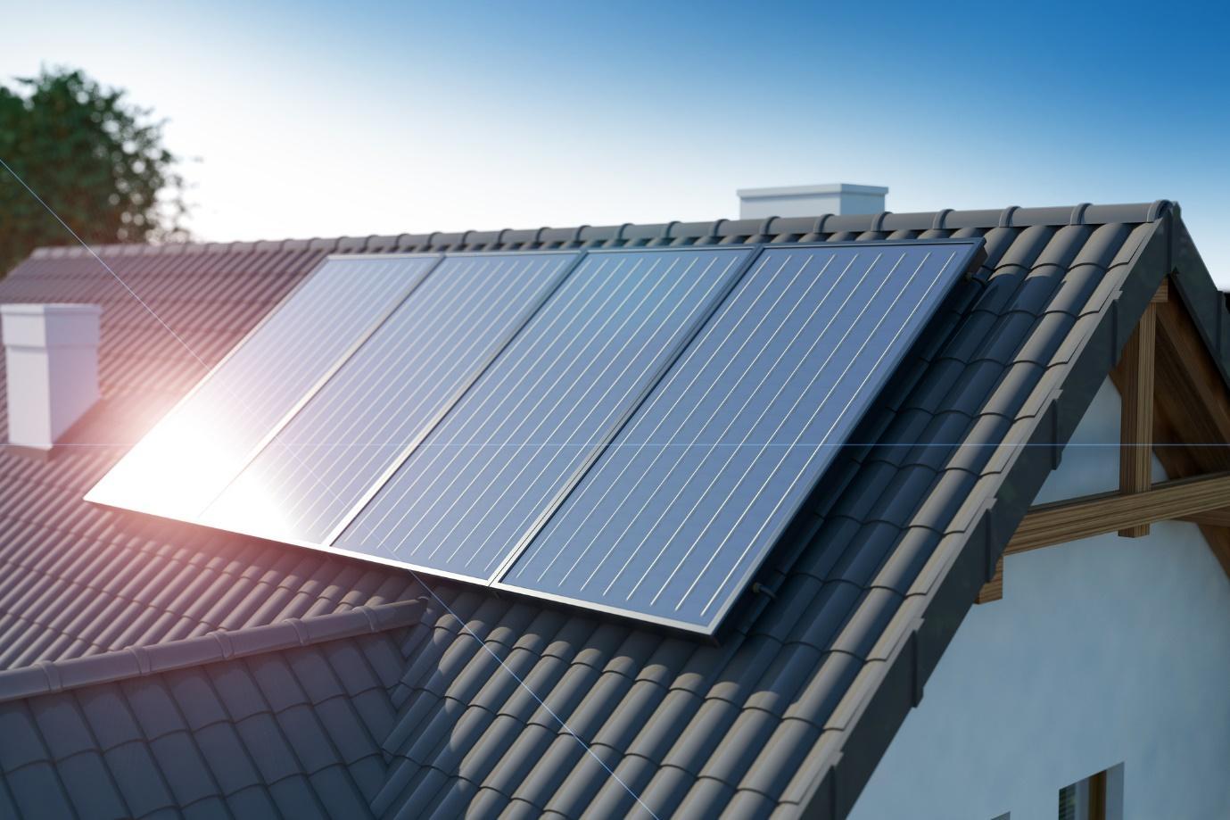 solar power setups