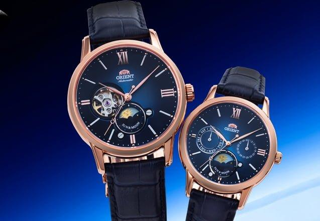 Tại sao nên lựa chọn đồng hồ đôi orient chính hãng?