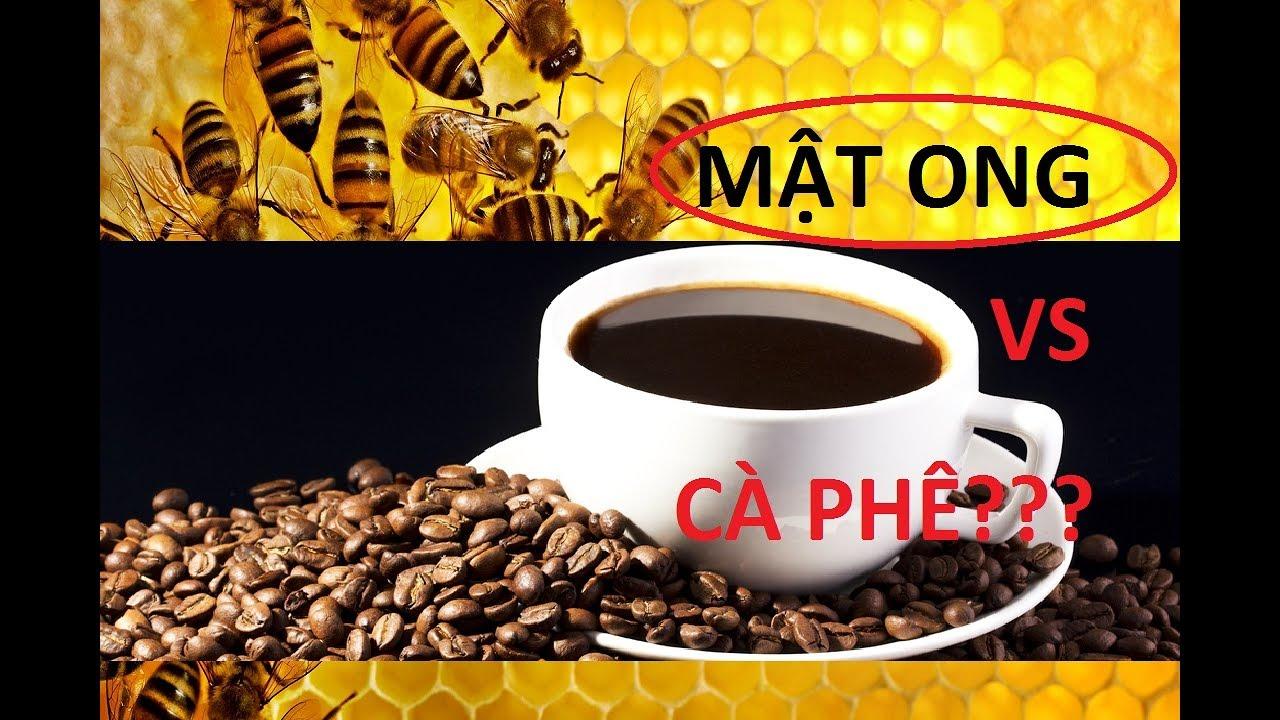 có nên uống cà phê với mật ong