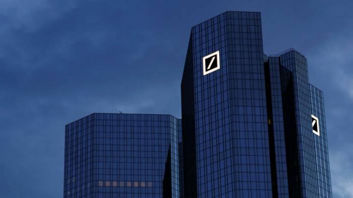 Deutsche Bank returns to profit as bond trading surges   Financial Times