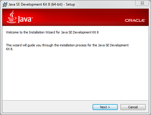 IAM IDM: JDK 8 Download and installation