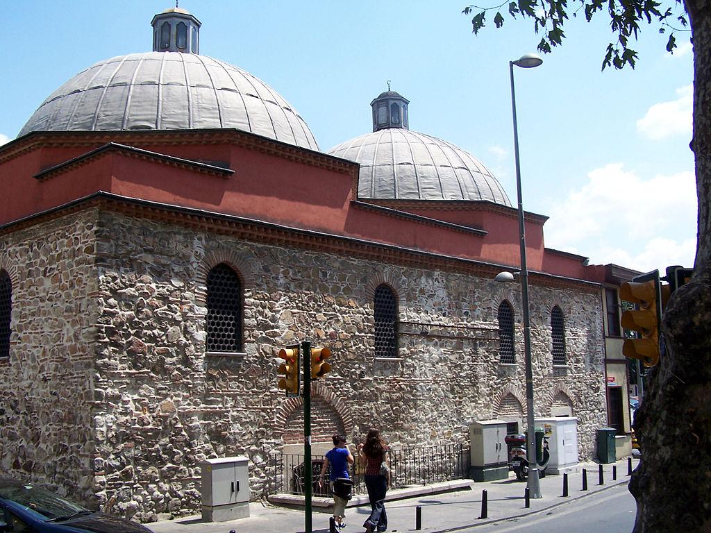 Hüsrev Kethuda Hamamı, Ortaköy