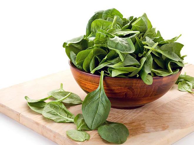 Những món ăn chay chứa nhiều chất sắt hơn thịt - ảnh 1
