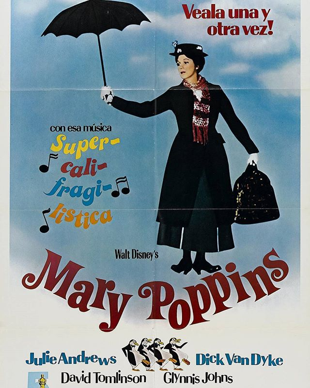 Mary Poppins (1964, Robert Stevenson)