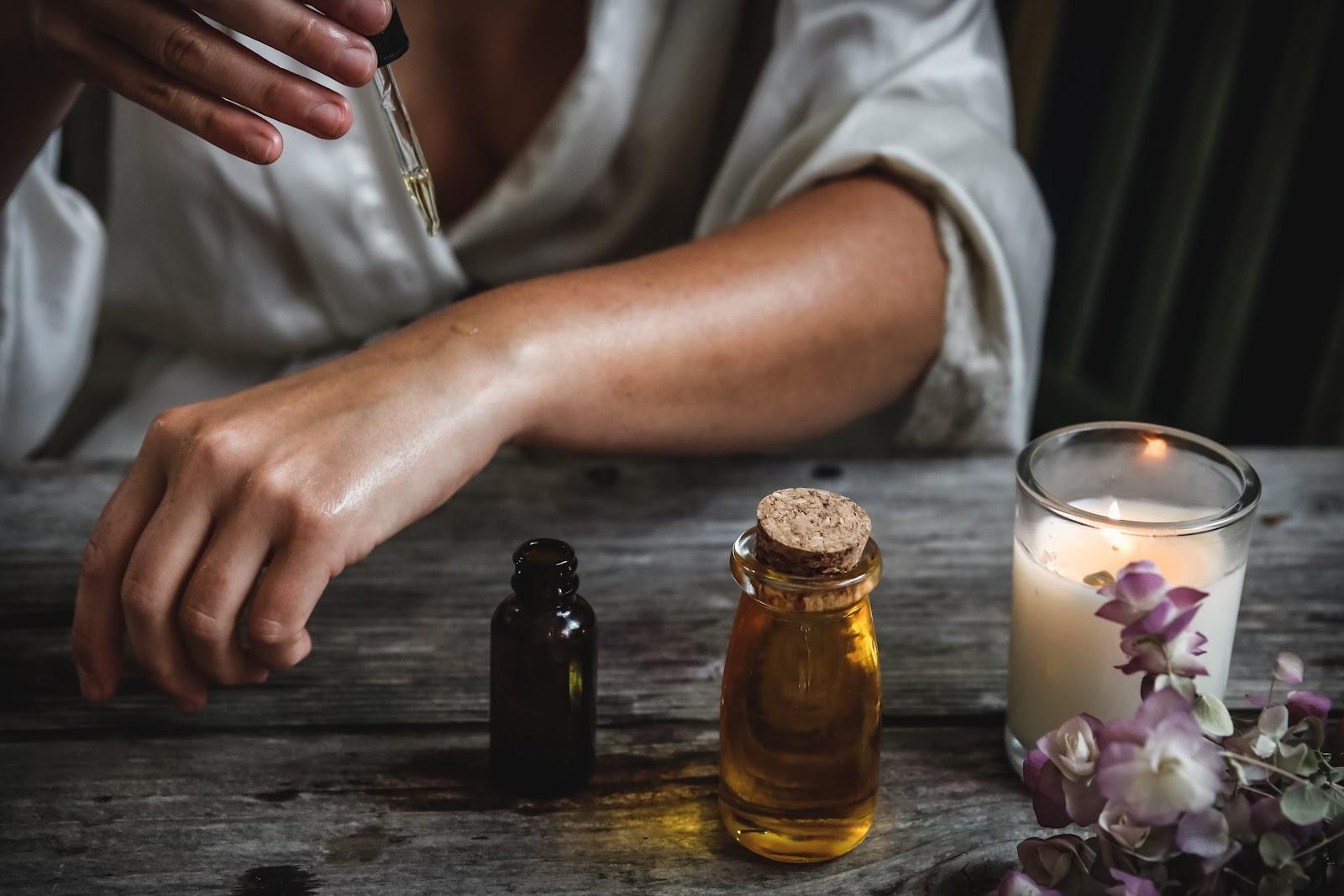 using hot oil treatment for hair