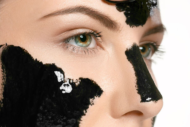 activated carbon from blackheads