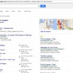 Seattle, WA Lawyers Desktop Search Results 2015