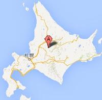 かぜまち珈房 (丘の茶屋)・地図