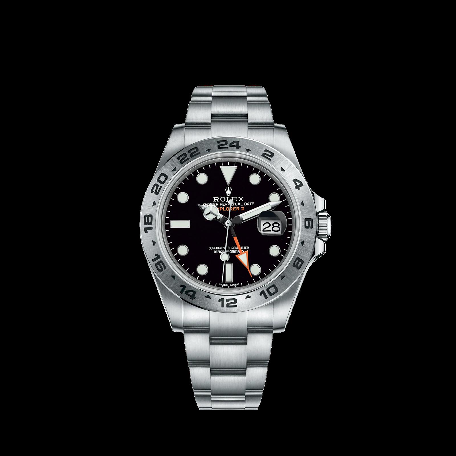 Rolex Explorer II Reference 216570 Price