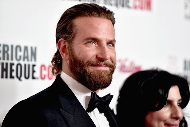 Bradley Cooper at a movie premiere