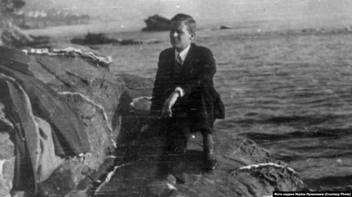 Константин Луканов в Италии