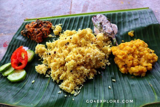 Odia Thali - Best Offbeat places near Puri