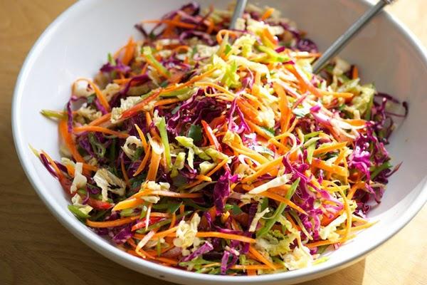 Salada Asian Slaw