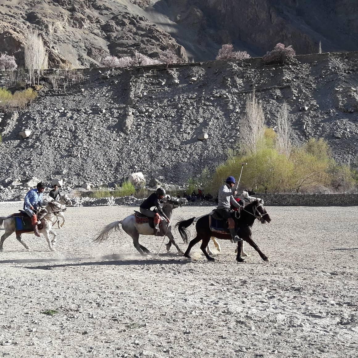 Ladakh polo festival losar nowruz